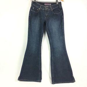 Silver Jeans Wide Leg Women's Blue Jeans 30 x 30